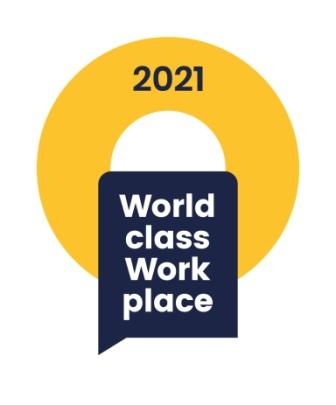 Keurmerk World-class Work Place 2021